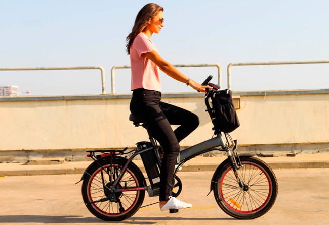 Vélo pliable électrique Gitane E-Nomad